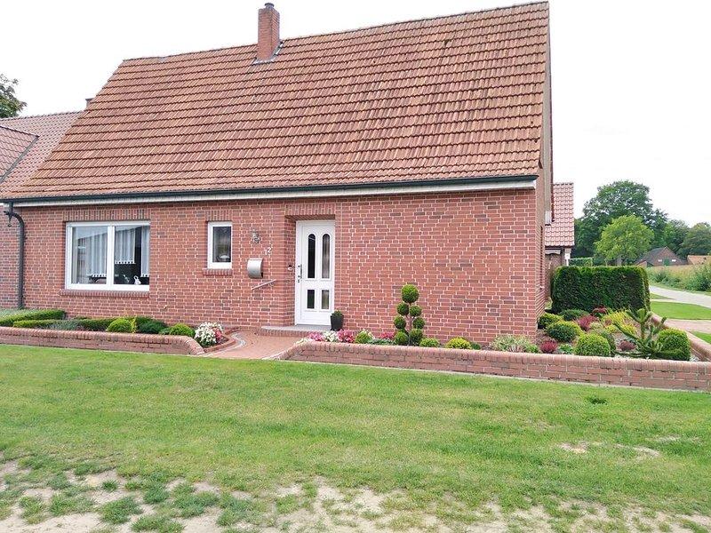 Ferienhaus für 7 Gäste mit 120m² in Werlte (125789), vacation rental in Herzlake