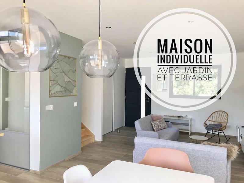 Aux Peupliers de Pradian - Villa Italica - Meublé de tourisme 4 étoiles, location de vacances à Lepin-le-Lac