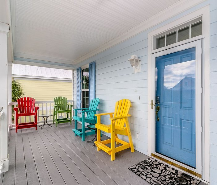 Out of the Blue  - Two Golf Carts Included w/ Rental & Shared Pool, location de vacances à Murrells Inlet