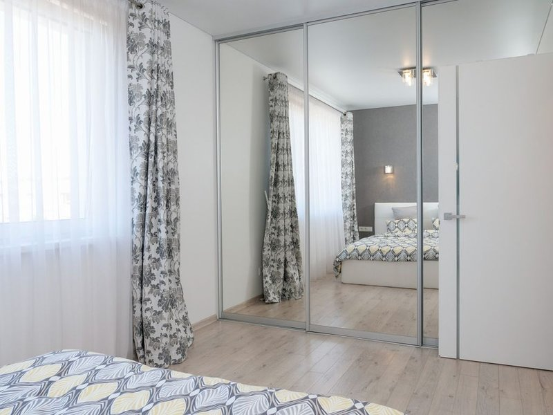 NICE FLAT IN KAUNAS first clients get discount, casa vacanza a Rumsiskes