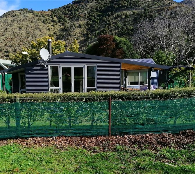 WELCOME TO BELLBIRD COTTAGE, vacation rental in Kaikoura