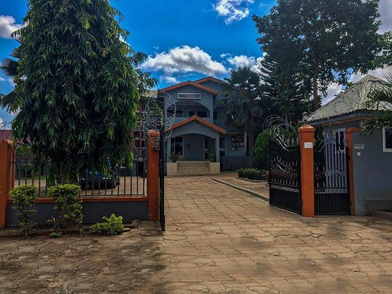 Aseda Corporate Apartments – semesterbostad i Kumasi