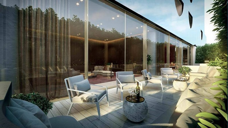 Private *5* Star Apartment in heart of Melbourne – semesterbostad i South Yarra