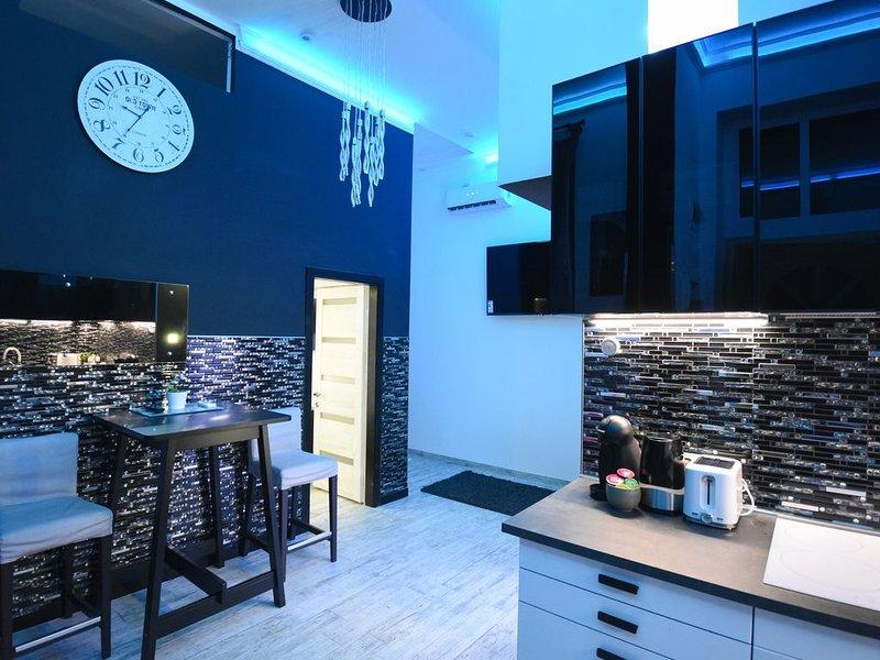 Modern Design Apartment in the City Center, alquiler vacacional en The Republic of Zubrowka