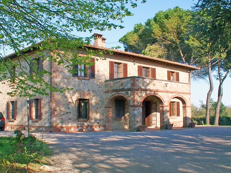Casa d'epoca Il Castagnino B&B, holiday rental in Tognazza