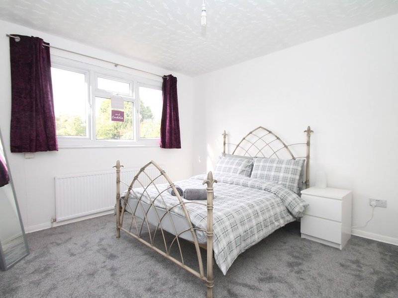 Large Spacious Three-Bedroom Apartment in Crouch End, holiday rental in Wood Green