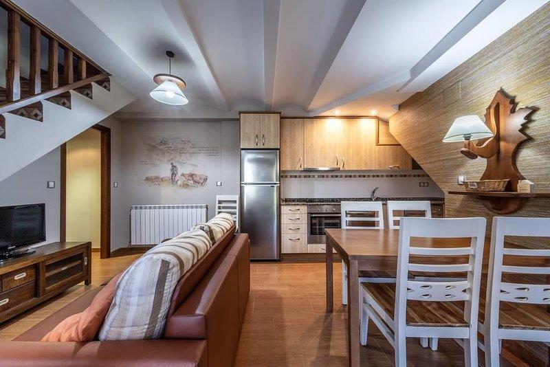 Casa Bergua en Aragón, holiday rental in Broto