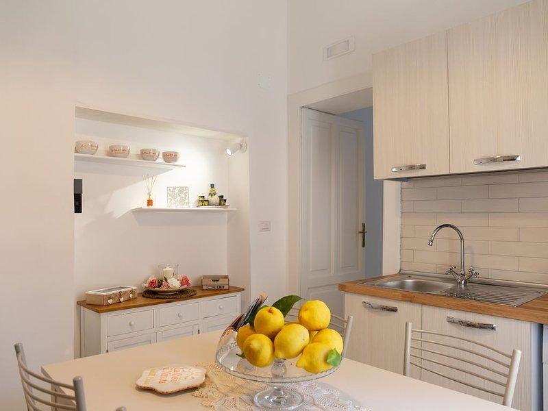 La Casa di Ninetta Amalfi Coast, holiday rental in Raito