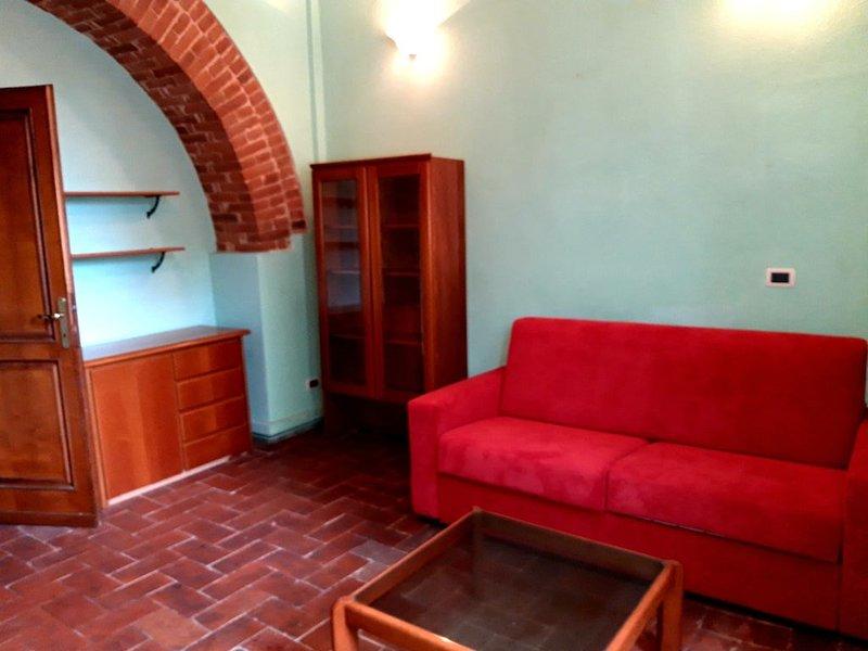 appartamento P.T.   di 60  mq.  a circa 6 km dalle mura della città di Lucca ., holiday rental in Ponte a Moriano