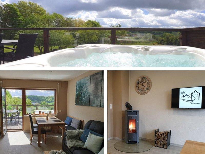 Whirlpool, Sauna, Dampfbad,, vacation rental in Orlenbach