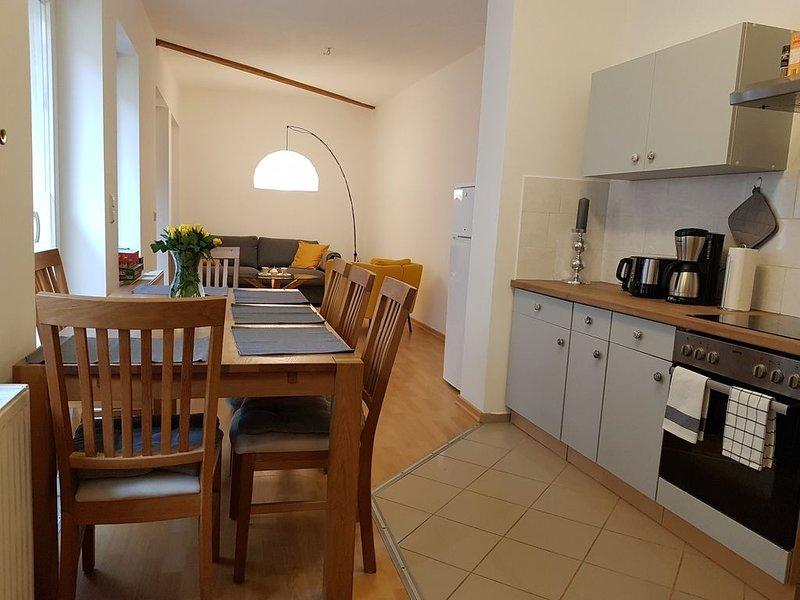 Wohnung in direkter Innenstadtlage, holiday rental in Klaistow