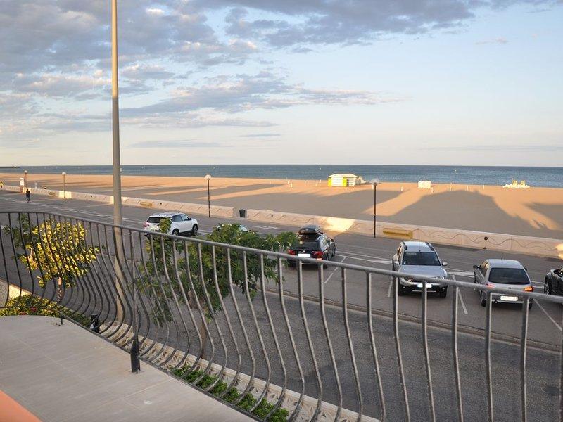 Magnifique villa confortable  T4 en front de mer à Narbonne-Plage, alquiler vacacional en Narbonne-Plage