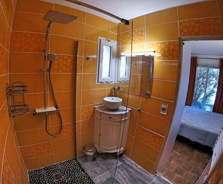 Villa de Charme au Pied du Pic-Saint-Loup, avec Piscine, holiday rental in Notre-Dame-de-Londres
