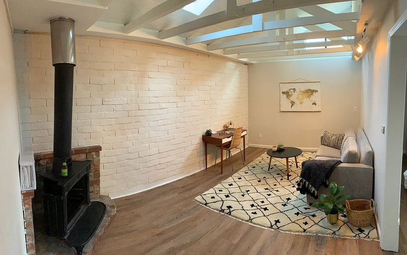 Lovely and Private Guesthouse Conveniently Located, vacation rental in Sausalito