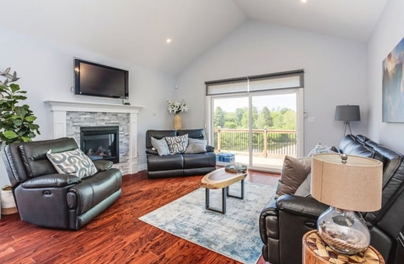 Lakeview Cottage - Wasaga Beach – semesterbostad i Stayner