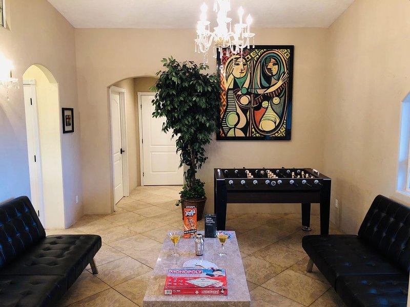 Private Villa Nextdoor To Music Festivals, holiday rental in Coachella