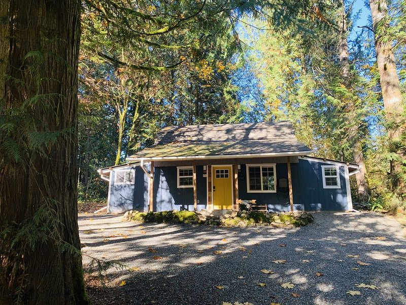 Luxury Cottage in the Woods with Movie Theater! :), location de vacances à Enumclaw