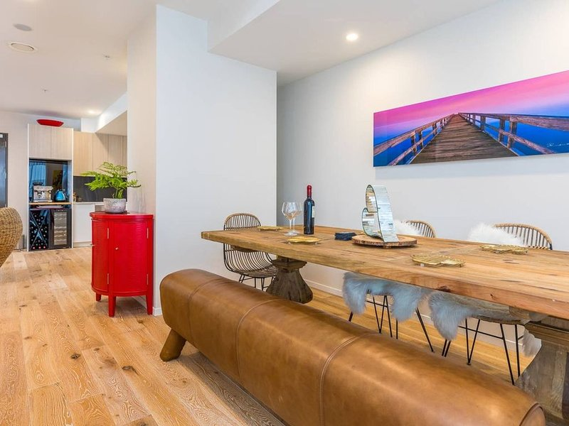 Designer Ground Floor Apartment in Ponsonby, holiday rental in Blockhouse Bay