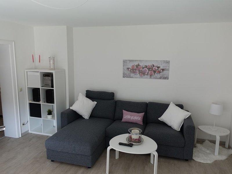 Ferienwohnung Hankeln - liebevoll renoviert mit komfortablem Boxspringbett, casa vacanza a Niedersfeld