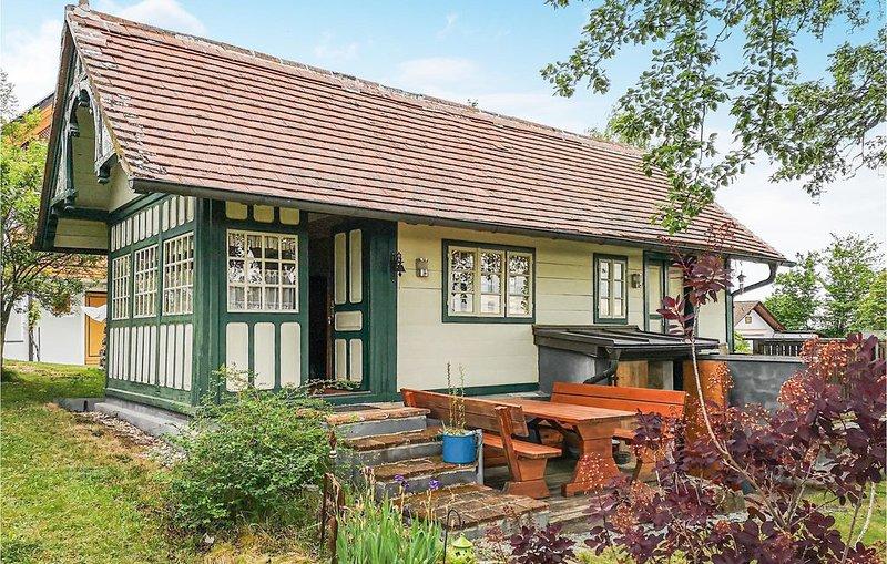 1 Zimmer Unterkunft in Deutsch-Schützen, location de vacances à Kukmirn