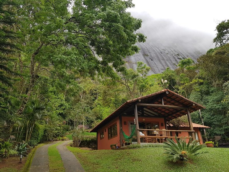 Tékinfin, você chegou! Relaxe e contemple!, vacation rental in Petropolis