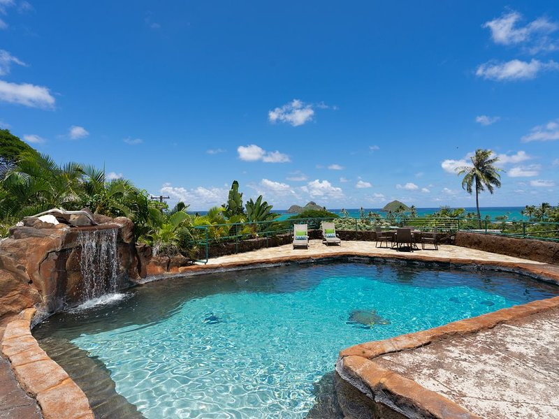 Orchid House | Your Hawaiian home awaits your arrival for the Holidays!, location de vacances à Lanikai