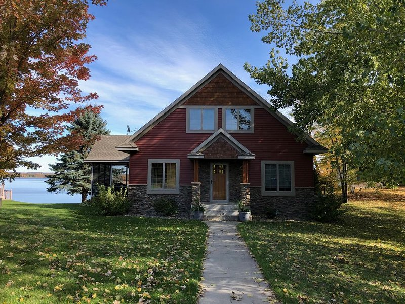 Upscale Lake Home!!!, holiday rental in Osakis