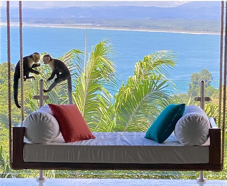 Tulemar Resort - Salty Breeze - Premium Ocean View 2 Bedroom Villa, holiday rental in Quepos