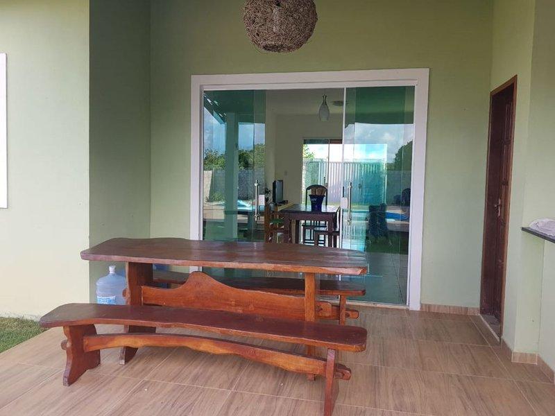 Casa Porto de Sauipe - Condominio Aguas de Sauipe, holiday rental in Entre Rios