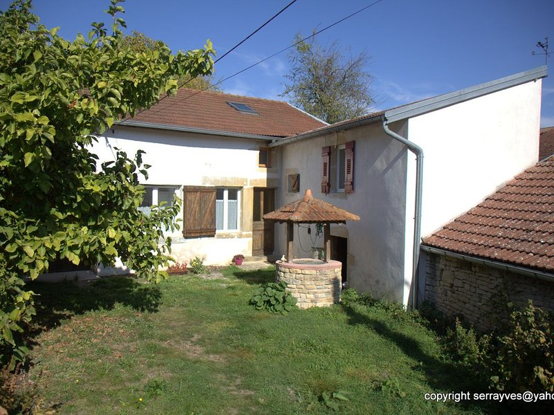 Le Puits aux Souhaits, holiday rental in Melincourt