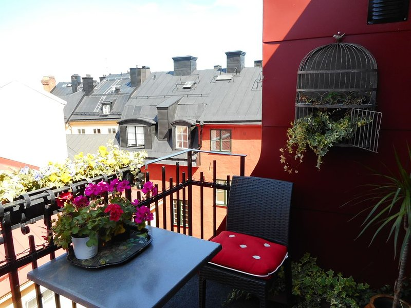 NY! Bo granne med svenska kungahuset!, holiday rental in Stockholm