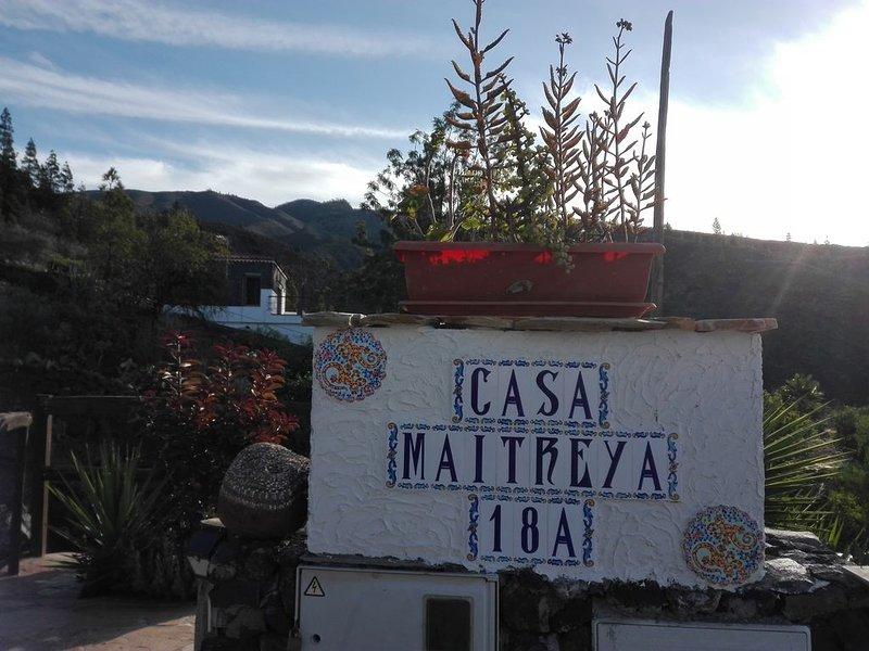 Casa rustica hasta máximo 6 personas, holiday rental in Guia de Isora