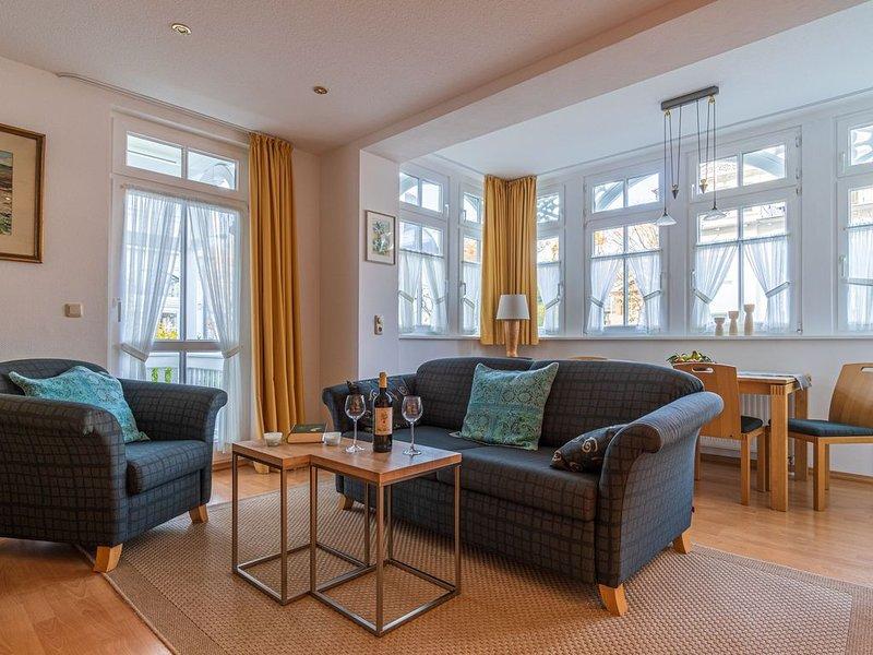 2-Raum Ferienwohnung im Ostseebad Binz auf Rügen, holiday rental in Lancken-Granitz