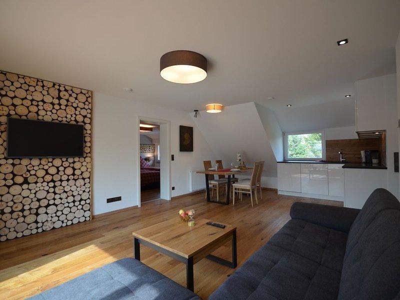 Apartment Keuerleber ankommen und Wohlfühlen, casa vacanza a Bad Urach