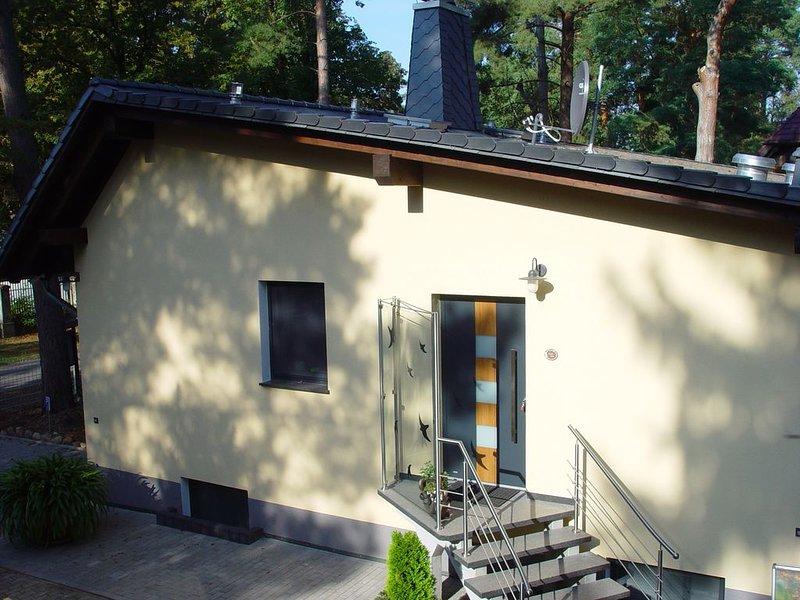 Auszeit am See  1. Ferienwohnung  Sonnenblick, casa vacanza a Spreenhagen