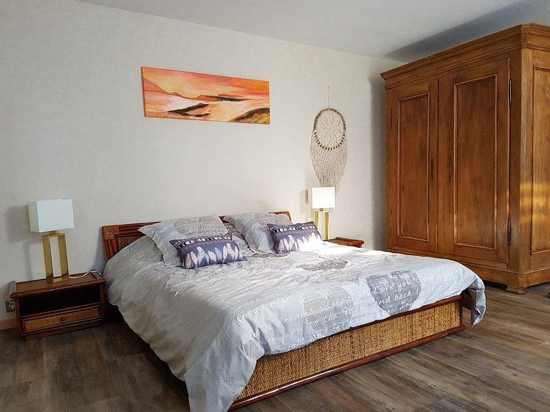 Appartement spacieux de charme équipé 4 personnes, casa vacanza a Lichtenberg