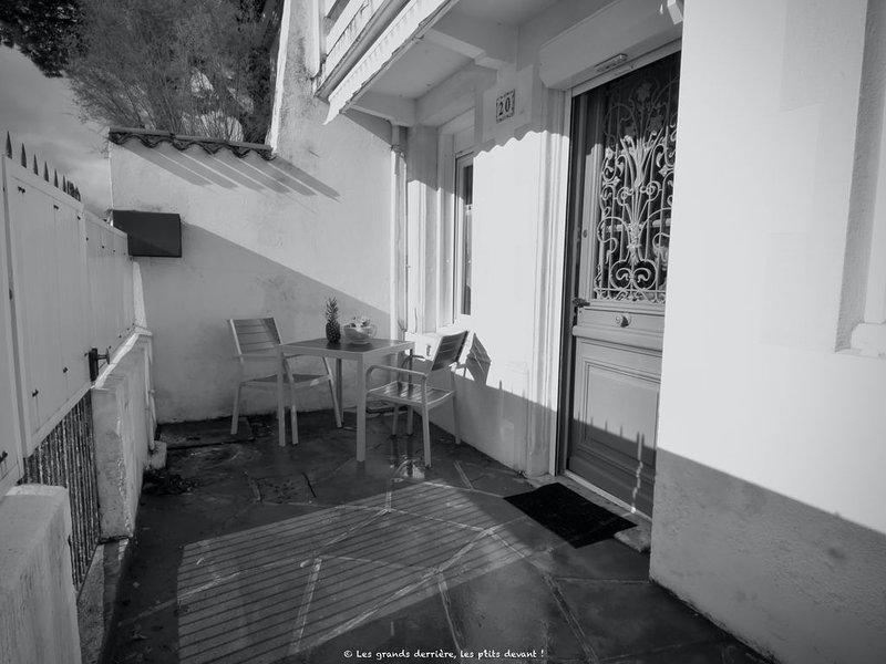 Maisonnette de l'Océan à Saint Georges de Didonne, vacation rental in Saint-Georges-de-Didonne