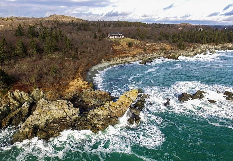 Pristine Ocean Estate on the Rugged Coast of Down East, ME, holiday rental in Campobello Island