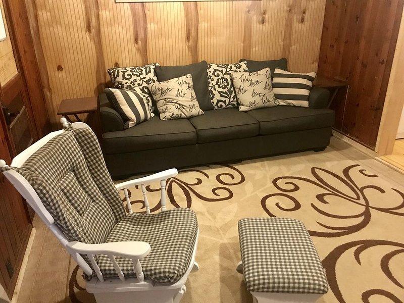Five Points Cottage, you'll love it., location de vacances à Riceville