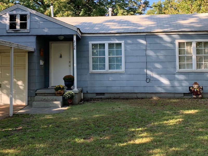Cowboy Bungalow, Oklahoma, vacation rental in Stillwater