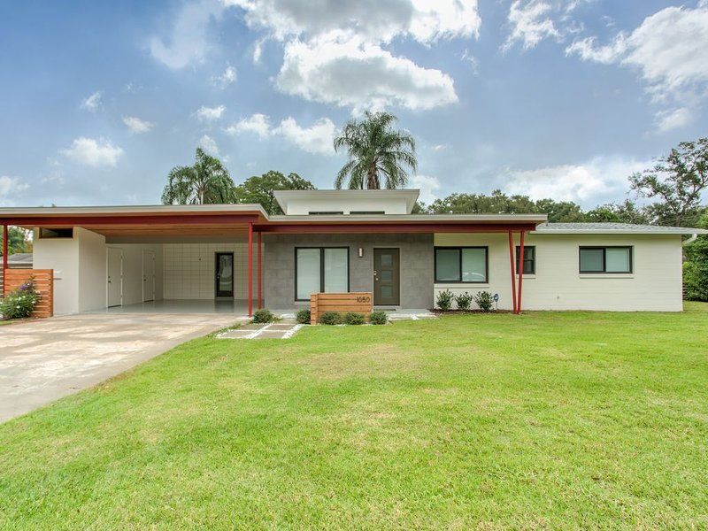 Luxury MidCentury Winter Park/Maitland/Orlando, location de vacances à Apopka