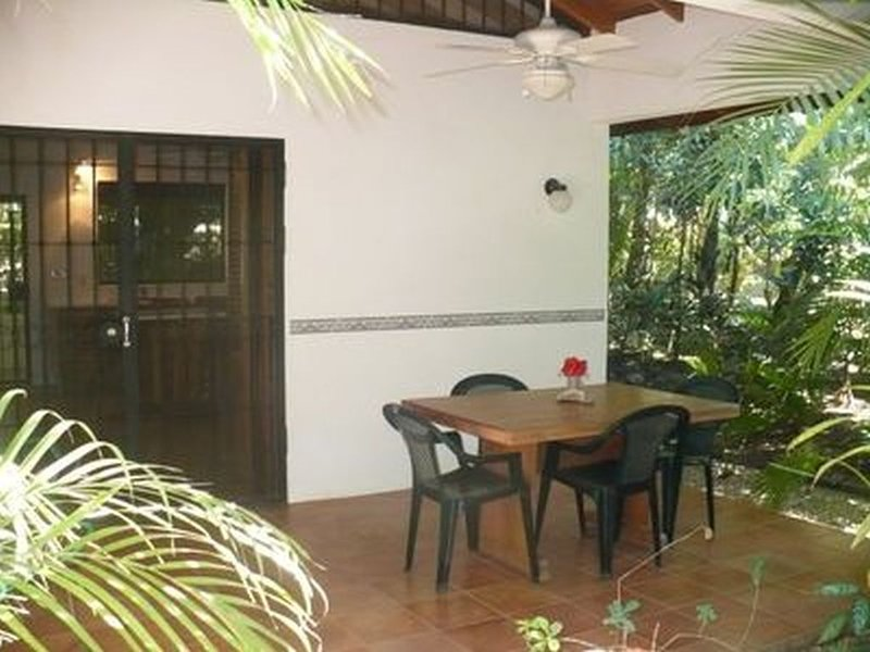 MAL PAIS -  Charming spanish style house just 200m from the beach, holiday rental in Mal Pais