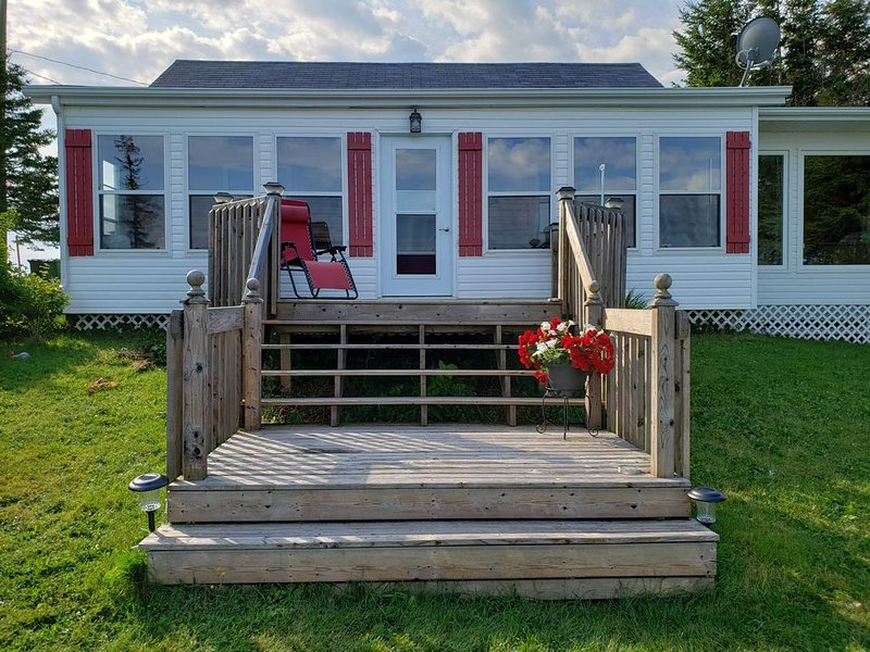 Private, waterfront, country, cottage, Quintessential Prince Edward Island, alquiler de vacaciones en Alberton