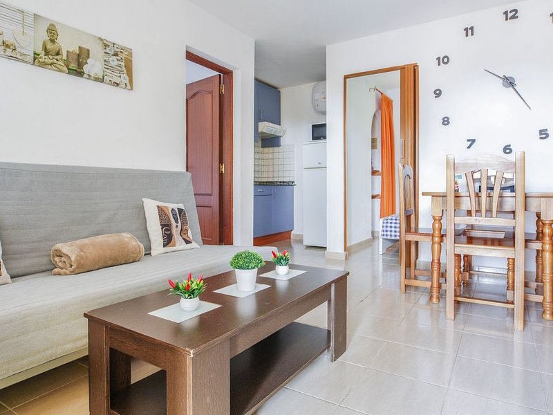 Gemütlicher Bungalow in Costa Calma in Strandnähe mit WLAN & Terrasse; Parkplätz, holiday rental in La Pared