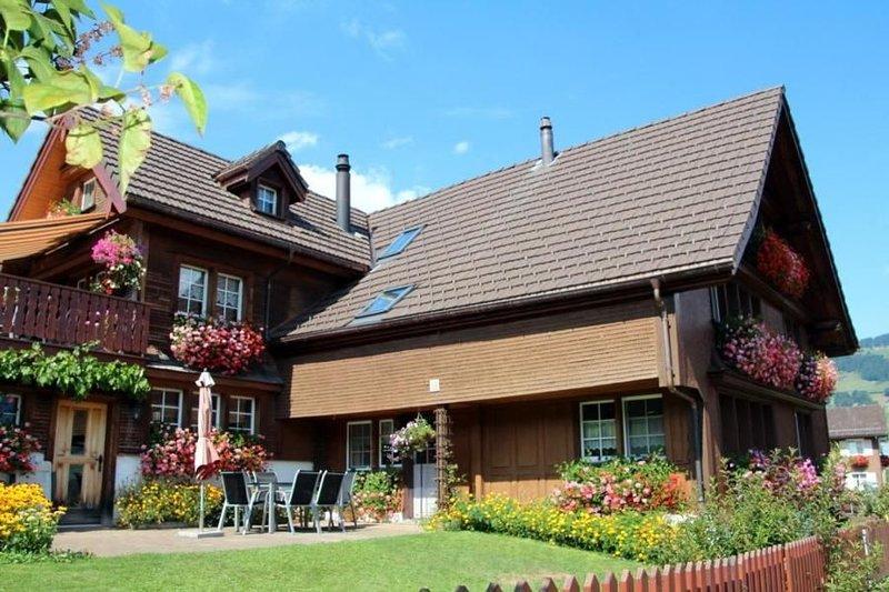 Ferienwohnung Nesslau für 4 Personen mit 1 Schlafzimmer - Ferienhaus, location de vacances à Rapperswil