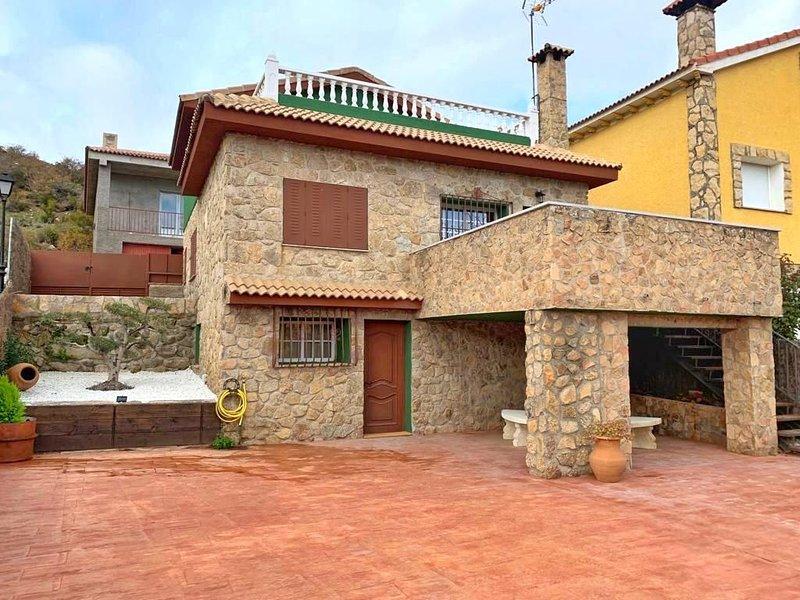 Casa rural el olival, casa vacanza a Robledo de Chavela