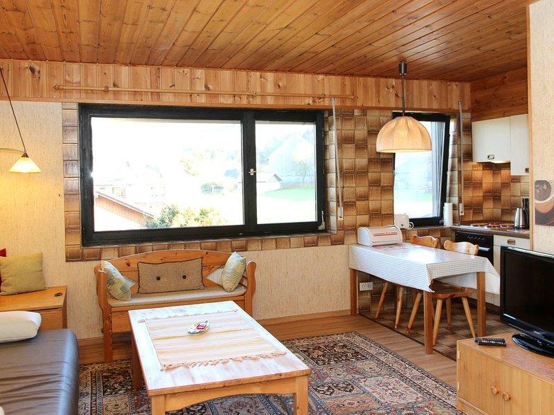 Die Ferienwohnung befindet sich in unmittelbarer Nähe zum Diemelsee, holiday rental in Helminghausen