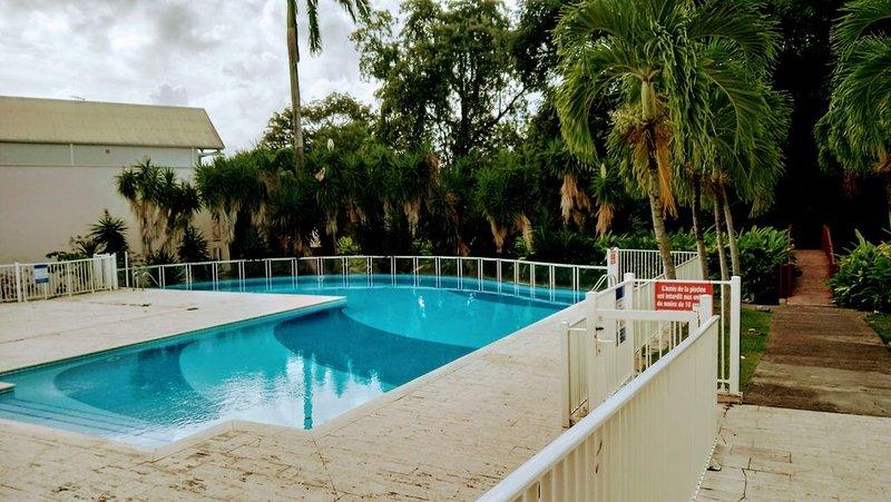 Vacances aux Caraïbes, Appartement Le Cocotier des Alizés, Résidence Ultramarine, holiday rental in Le Diamant