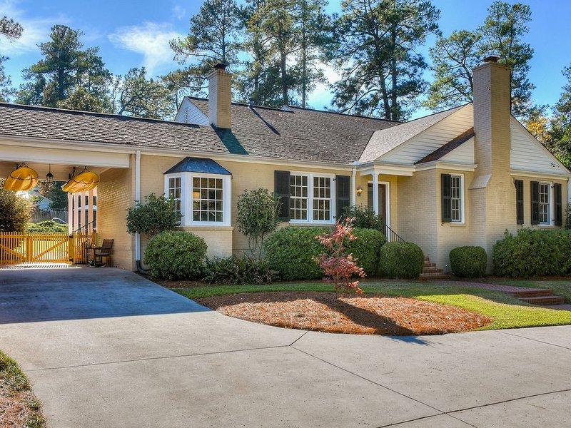 Forest Hills Cottage - Masters/Ironman, alquiler de vacaciones en Augusta