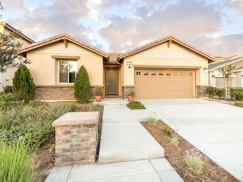 Luxury Private Residence |3Bed|东谷独栋|豪華な邸宅|, casa vacanza a Moreno Valley